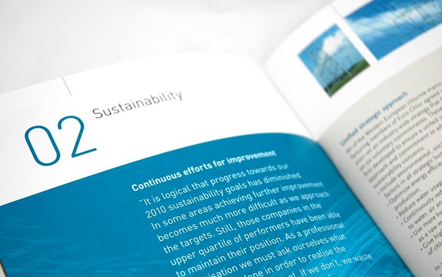 studio witvrouwen graphic design identity branding layout rapport annuel