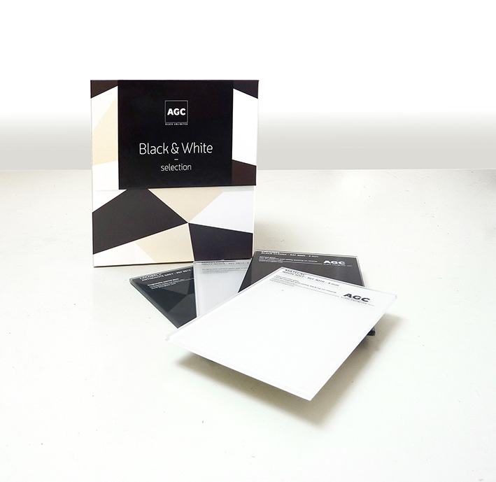 studio witvrouwen graphic design identity branding layout packaging AGC your glass