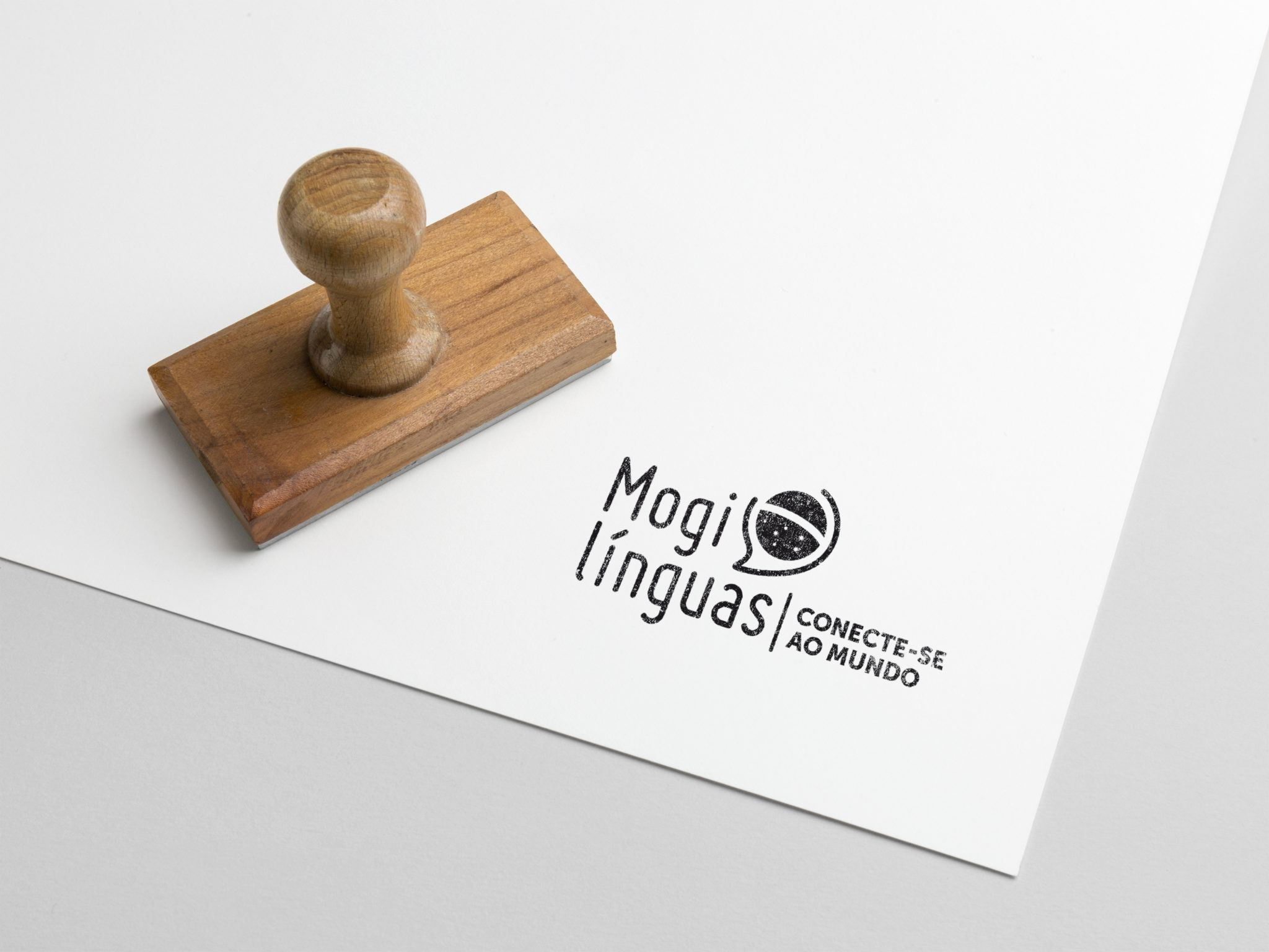 studio witvrouwen graphic design identity branding logotype logo mogilinguas